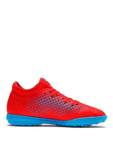 Puma Halı Saha Ayakkabısı Kırmızı